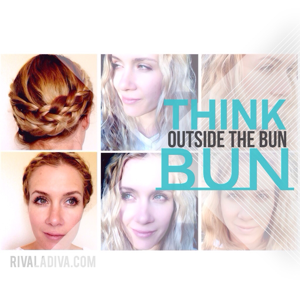 Hair Tutorial – Think Outside the Bun