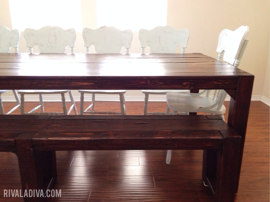 Create Your Own Restoration Hardware Farmhouse Table