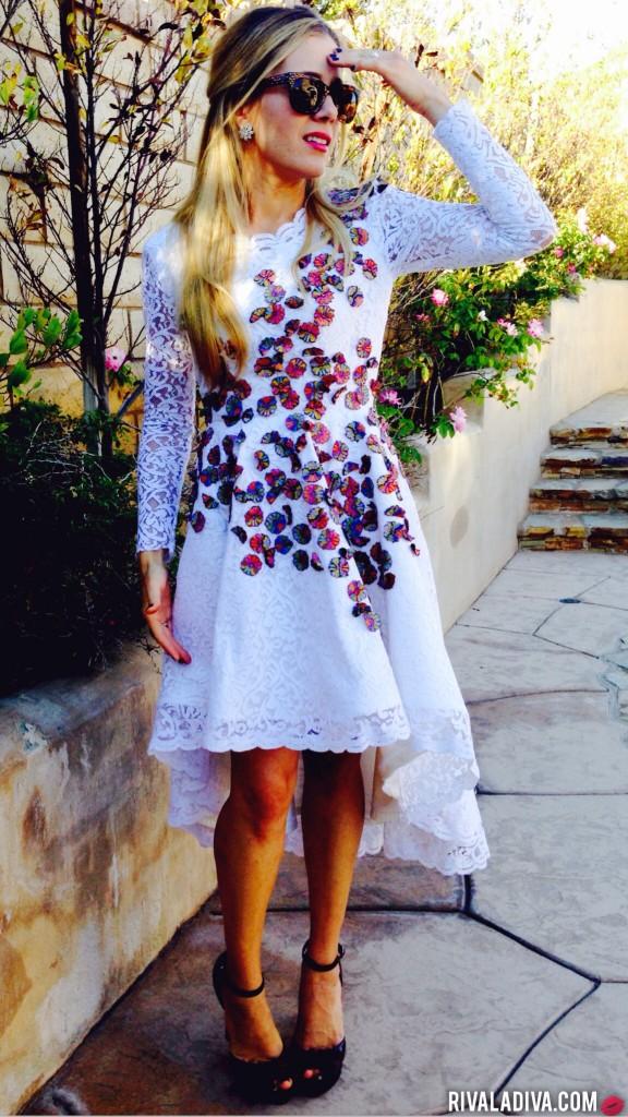 DIY Amal Clooney Dress
