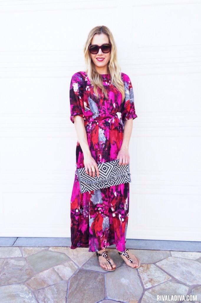 DIY Hermès Summer Caftan Fashion Tutorial