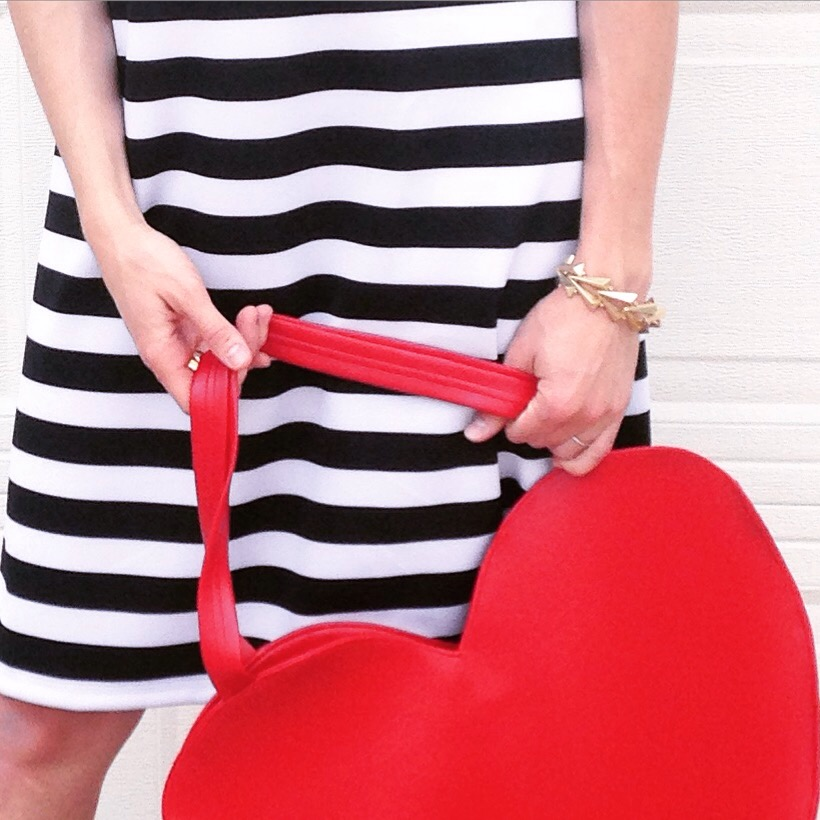 DIY Kate Spade Inspired Stripey Dress Fashion Tutorial