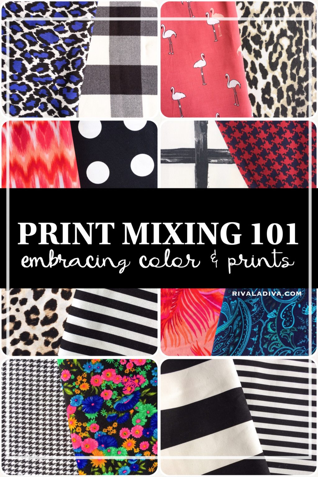 Print Mixing 101 – Embracing Color and Prints