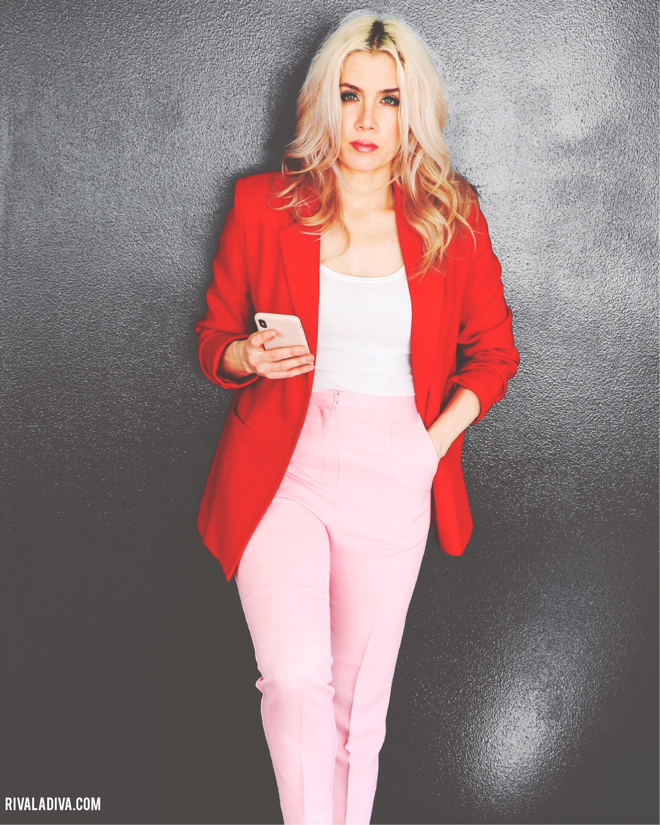 The Perfectly Pink Palmer/Pletsch Pant, McCall's 6901